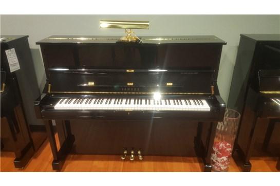 Yamaha Preowned Upright Piano