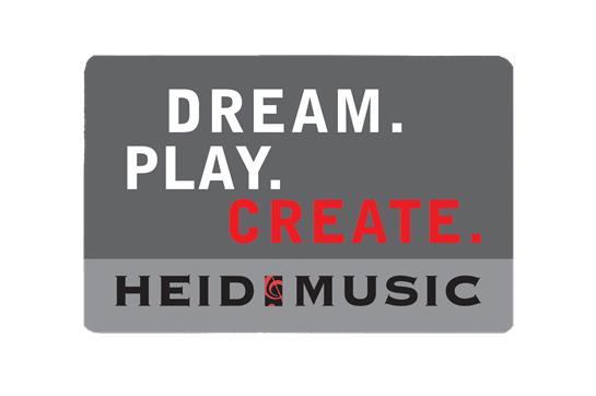 Heid Music Gift Card