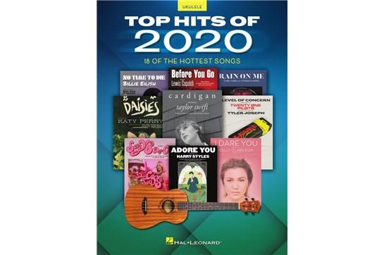 Top Hits of 2020 - Ukulele