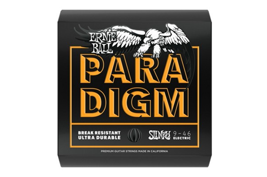 Ernie Ball 2022 Paradigm Hybrid Slinky Electric Strings