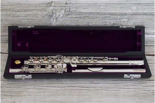 Trevor James Privilege Flute w/Offset G, Split E
