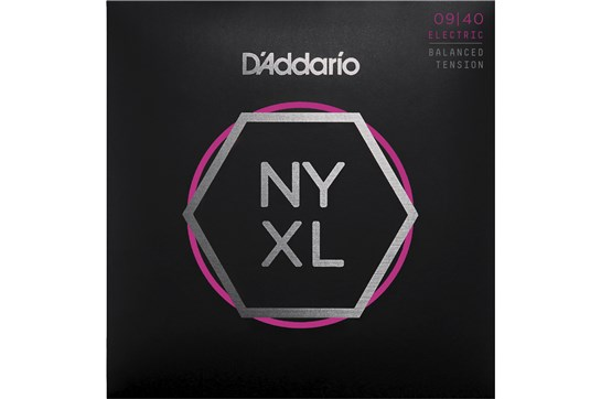 D'Addario NYXL0940BT Super Light Electric Strings