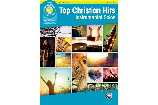 Top Christian Hits Instrumental Solos for Tenor Sax