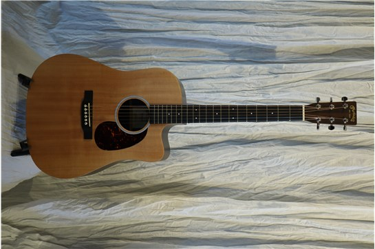 Used Martin DCX1RAE  Acoustic Guitar