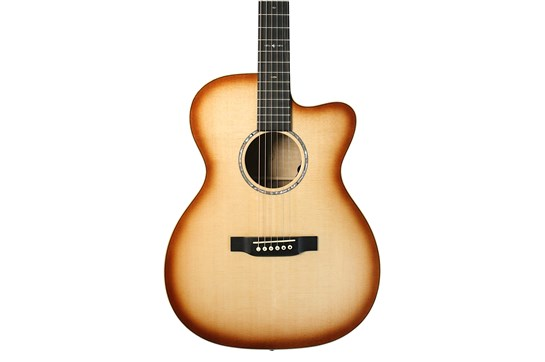 Martin OMCE Blaze Burst Guitar