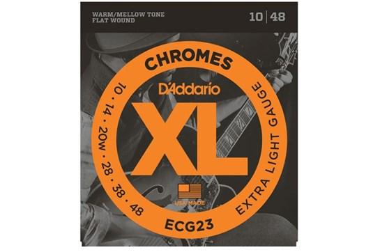 D'Addario ECG23 Extra Light Electric Strings
