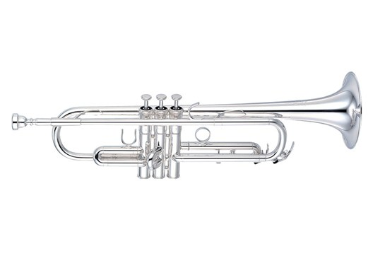 Yamaha YTR-8310ZS Bobby Shew Custom Series Bb Trumpet (Silver Plated)
