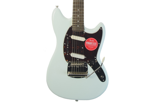 Squier Classic Vibe 60s Mustang (Laurel Sonic Blue)
