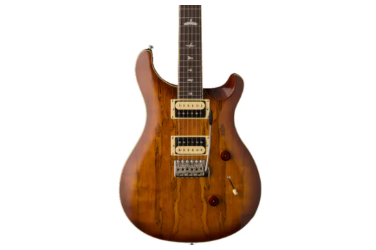 PRS SE Custom 24 Exotic Top (Spalted Maple)