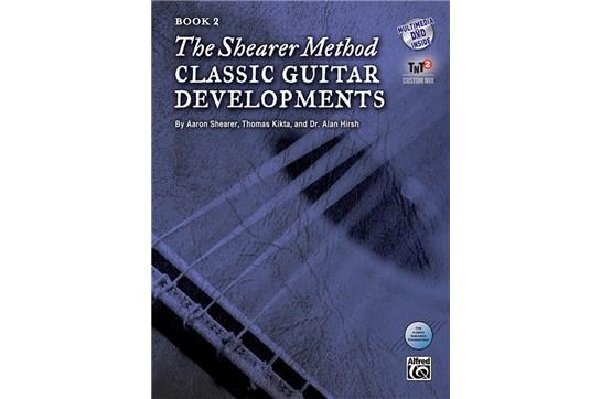 Shearer Method Classic Guitar Developments (Book 2)