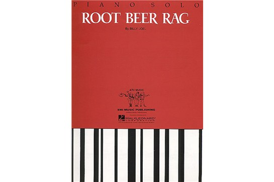 Billy Joel - Root Beer Rag Piano Solo