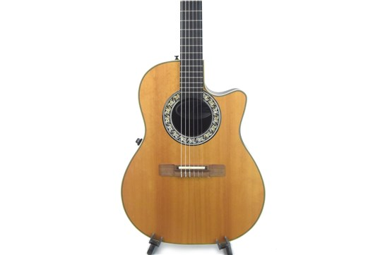 1983 Ovation 1674 Country Artist - Natural w/OHSC