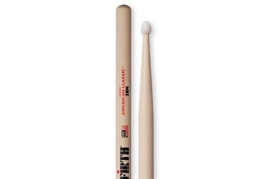 Vic Firth 2B Nylon Tip Drumstick