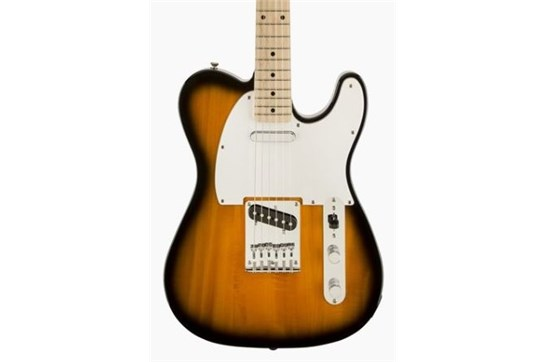 Squier Affinity Telecaster Electric Guitar - Maple (2 Color Sunburst)
