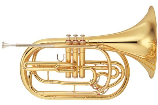 Yamaha YHR-302M Marching French Horn