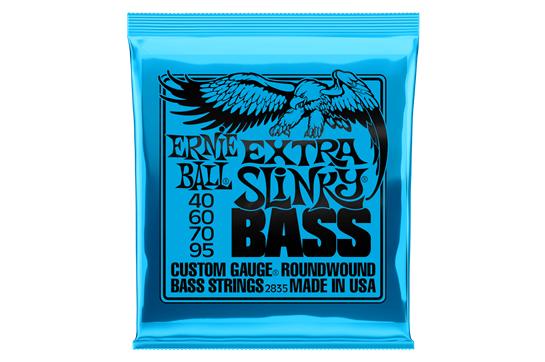 Ernie Ball 2835 Extra Slinky Bass Strings