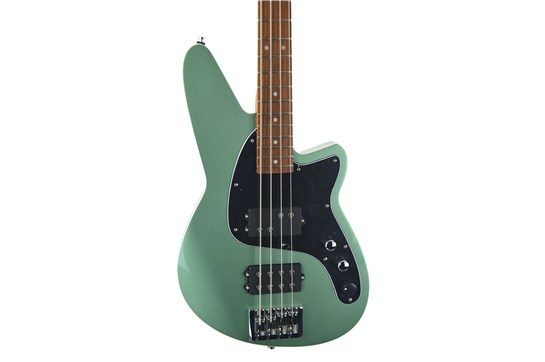 Reverend Mercalli 4 Bass Guitar - Metallic Alpine