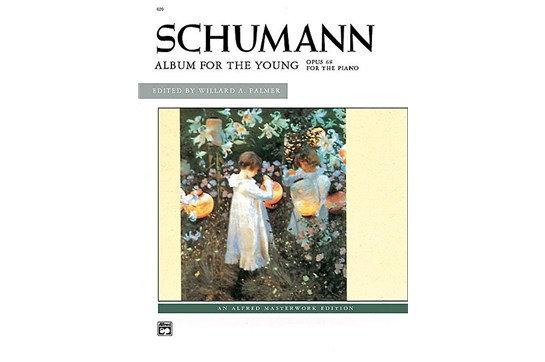 Schumann - Album for the Young, Op. 68 - Piano Solo (7111B33 C25)
