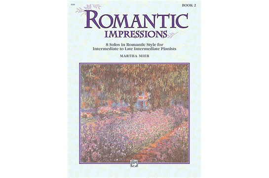 Romantic Impressions, Book 2 - Piano Solo (7111C8)