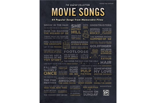 Movie Songs Guitar Collection
