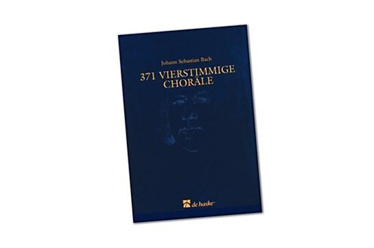 371 Vierstimmige Choräle (Four-Part Chorales) Piano/Organ Score