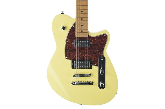 Reverend Flatroc Powder Yellow
