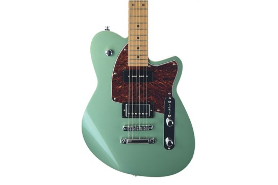 Reverend Double Agent OG Metallic Alpine