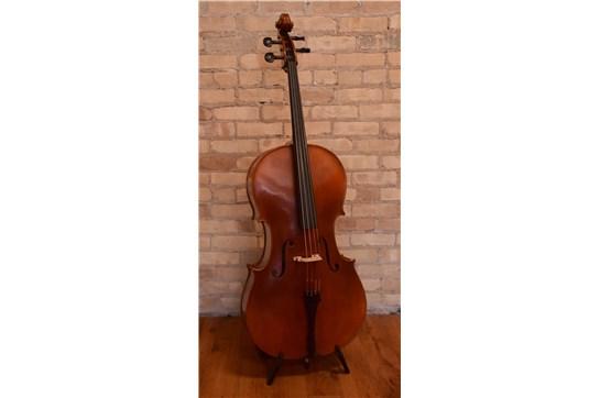 Pre-Owned Amati 395 4/4 Cello