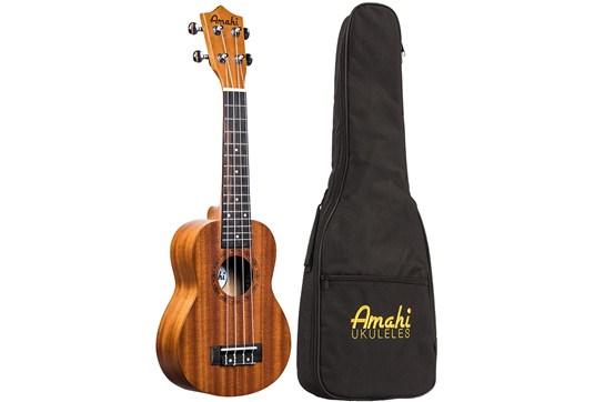Amahi UK210C Mahogany Concert Ukulele