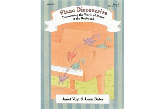Piano Discoveries Level 2B