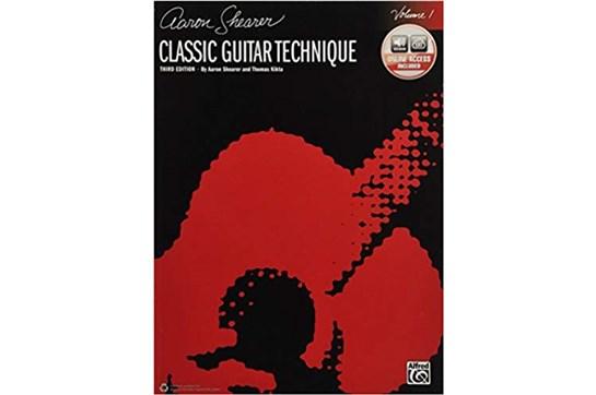 Classic Guitar Technique Vol 1 3rd Ed w/Audio