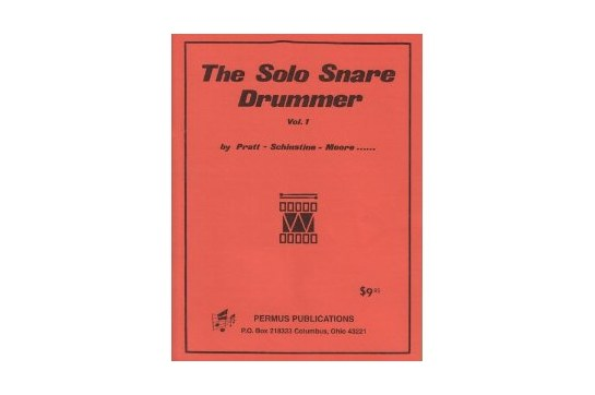The Solo Snare Drummer 1 Vol. 1