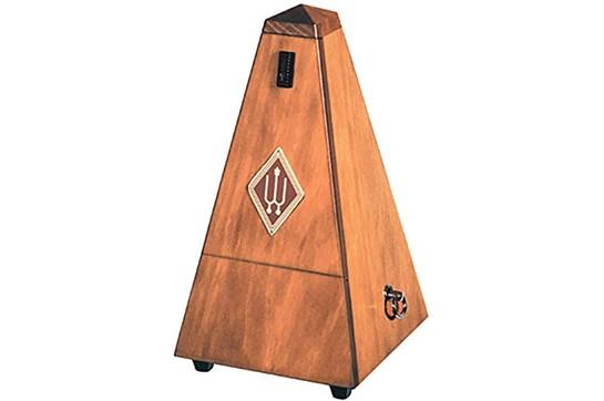 Wittner Pyramid Walnut Metronome
