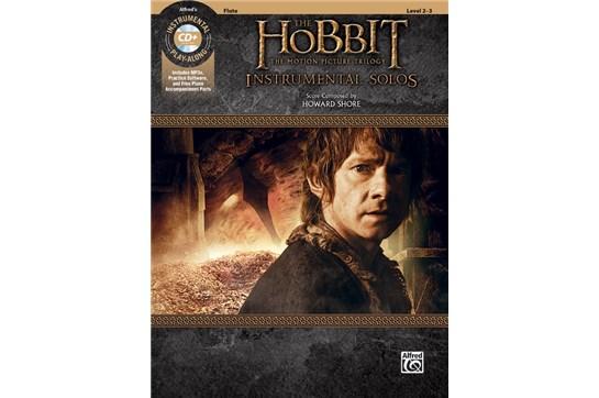 The Hobbit: The Motion Picture Trilogy Instrumental Solos - Flute