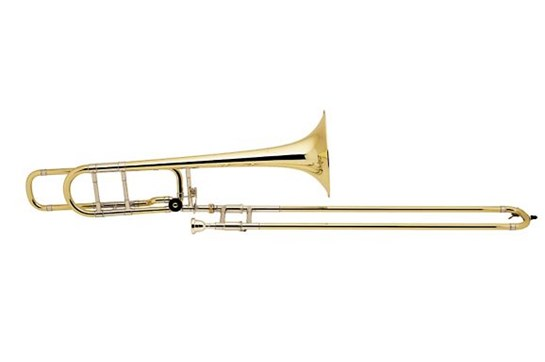 Bach 42BO Stradivarius Series F-Attachment Trombone