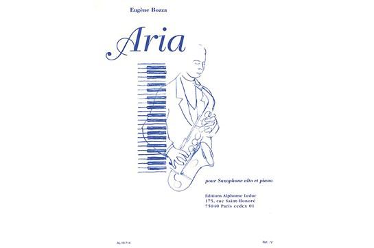 Aria for Alto Sax and Piano