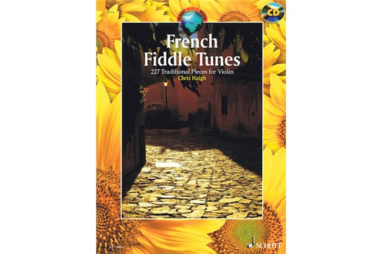 French Fiddle Tunes w/CD