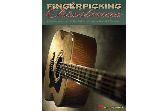 Fingerpicking Christmas - Solo Guitar