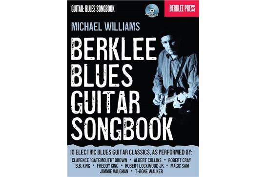 Berklee Blues Guitar Songbook w/CD