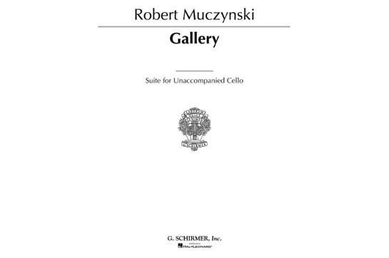 Gallery Suite Cello Solo