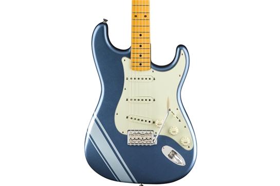 Fender FSR 50s Stratocaster Electric Guitar (Lake Placid Blue)