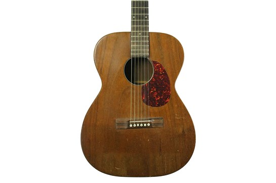 1960s Harmony H165 Acoustic Guitar Natural