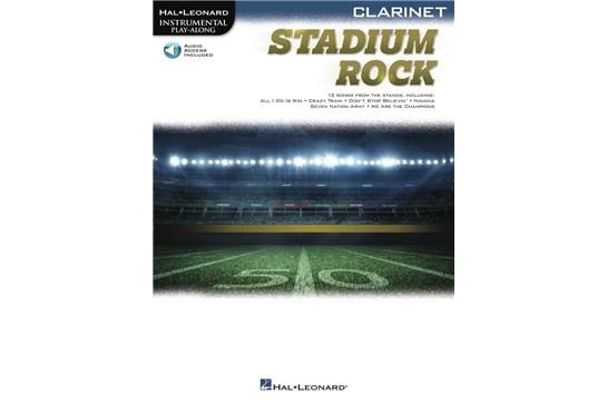 Stadium Rock for Clarinet