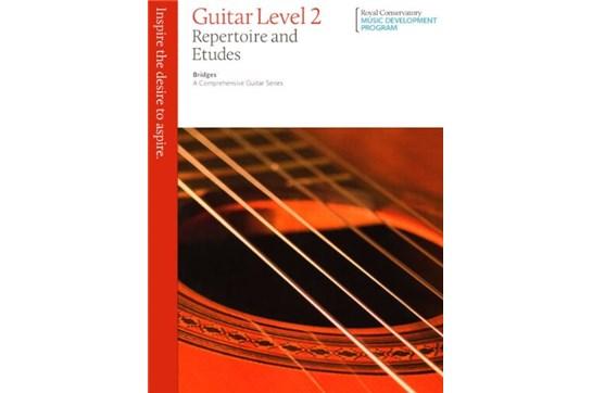 8211C3 Guitar Repertoire and Etudes, 2 - Bridges