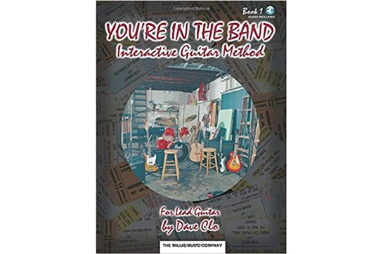 You're in the Band Rhythm Guitar 1 w CD
