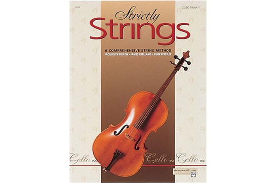 Strictly Strings for Cello - Book 1