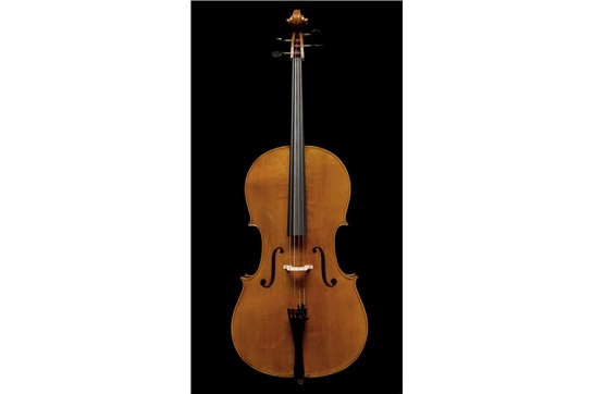 Calin Wultur Guarneri #6 Antique Finish Cello