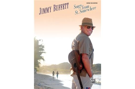 Jimmy Buffett Songs From St Somewhere GTR TAB