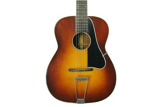 1930s Supertone Flat-top Guitar Sunburst