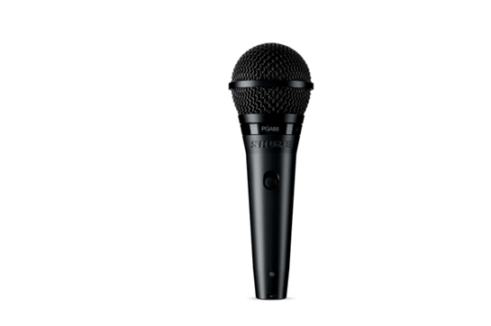 Shure PGA58 Vocal Microphone w/XLR cable